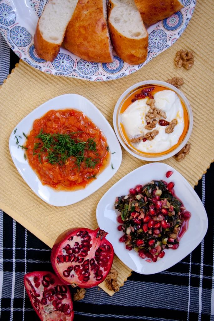 Türkische Meze